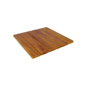 Iroko Table Top