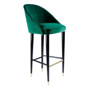 Designer Stool, quality manufactured in Europe.