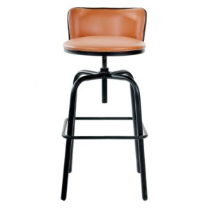 Designer stool quality manufactured in Europe.