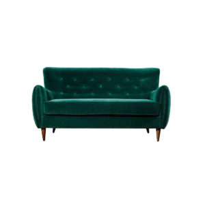 Designer soft sofa with optional detail, quality manufactured in Europe.