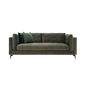 Contemporary sofa, quality manufactured in Europe.