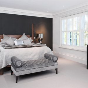 Designer and contemporary bedroom furniture style