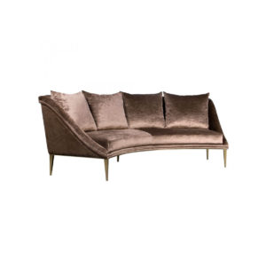 Designer soft sofa, quality manufactured in Europe.