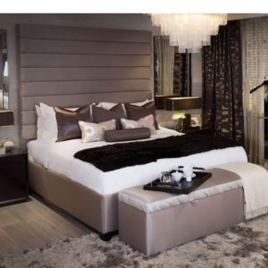 Designer Hotel bedroom furniture