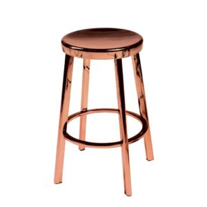 Designer Low Stool, quality manufactured in Europe